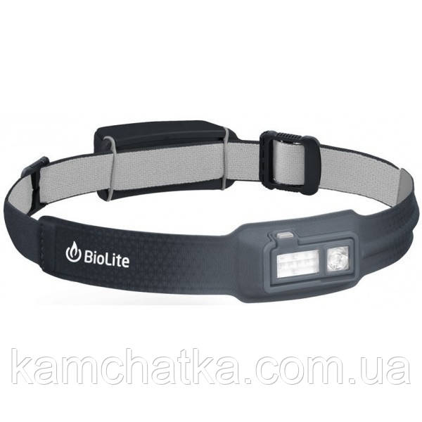 Налобный фонарь BioLite Headlamp 330 69, Grey (BLT HPA1002)