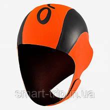 Неопренова шапочка Orca High Visibility Neoprene для плавання тріатлон S/M