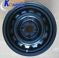 Диски колесные Джили СК R14 W 5.5 PCD 4x100 ET45 DIA56.6 стальные, КрКЗ