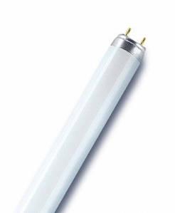 Люминесцентная лампа L 18W/76 G13 OSRAM NATURA 76 лампа для мясных витрин