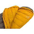 Пуховий спальний мішок Sea to Summit Spark Sp II Long Dark Gray/Yellow (STS ASP2-L), фото 2