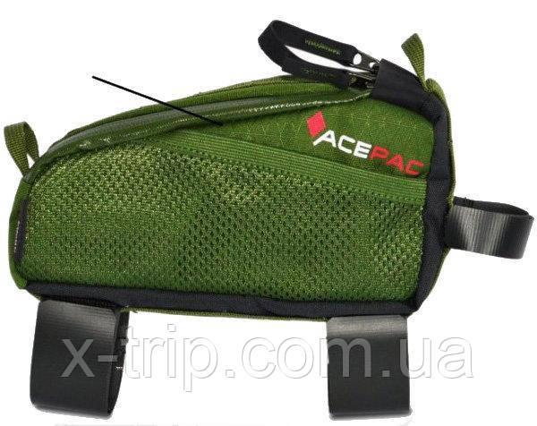 Сумка на раму Acepac Fuel Bag M, Green (ACPC 1072.GRN)