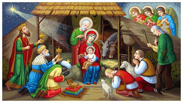 З Новим роком і Різдвом Христовим вітаємо!