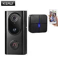 Влагозащищенный беспроводной IP видеодомофон KERUI L16 Tosee Plus