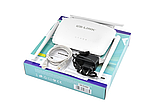 Беспроводной маршрутизатор (Wi-fi роутер) LB-Link BL-WR450H WiFi White на 4 антенны и 2 USB порта, фото 4