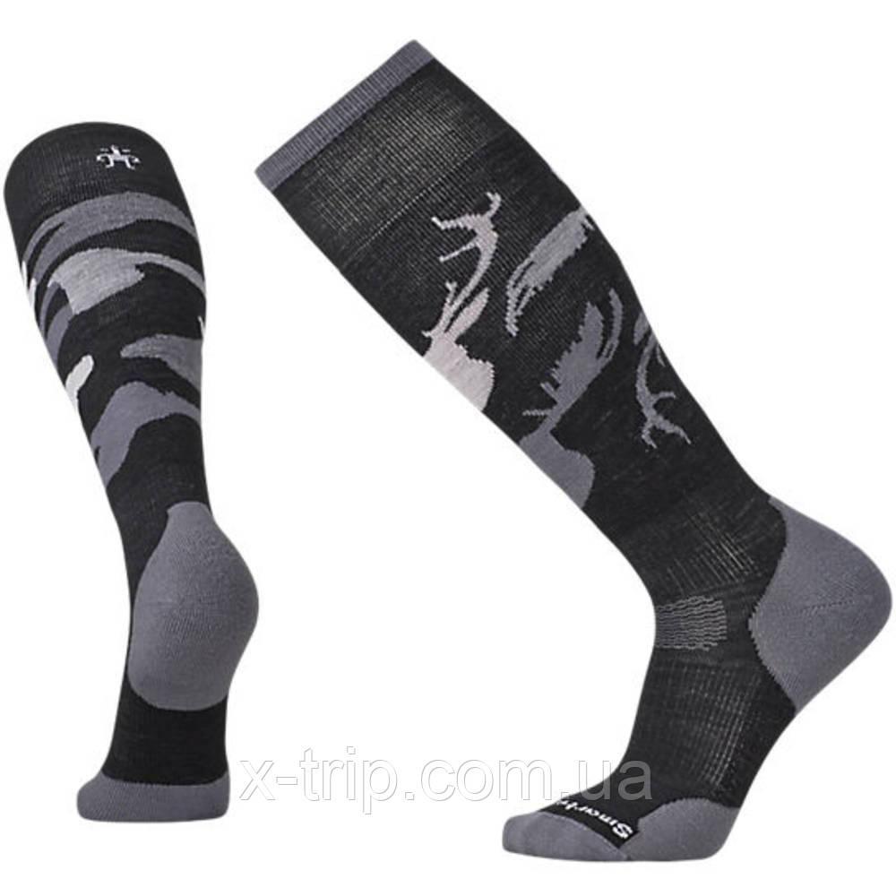 Термоноски Smartwool PhD Slopestyle Light Revelstoke Socks Black, M