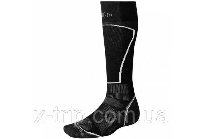 Термоноски Smartwool Men's PhD Ski Light Socks S, Black