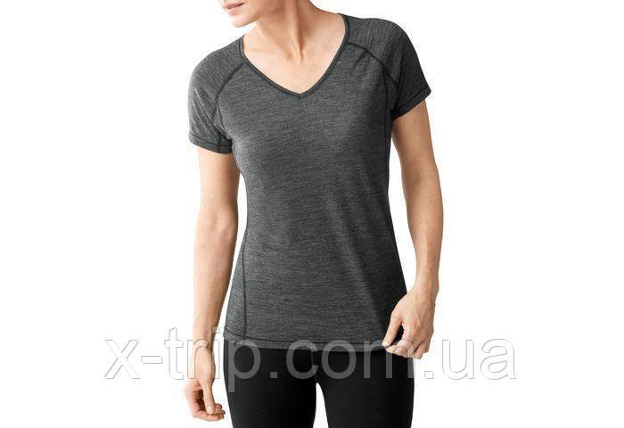 Термофутболка Smartwool women's PhD Ultra Light Short Sleeve Black (003), L
