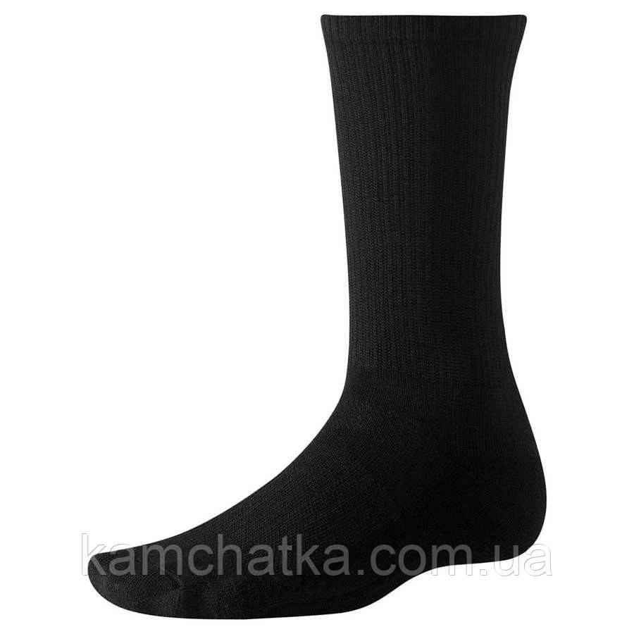 Термошкарпетки Smartwool Hike Liner Crew Socks L Black (SW SW114.001-L)