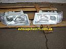 Комплект фар на Ваз 2110, Ваз 2111, Ваз 2112  с линзой  (Формула света, Клинцы, Россия), фото 4