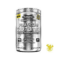 MuscleTech Platinum 100% Glutamine, 302 гр.