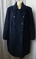 Пальто женское элегантное демисезонное бренд Mia Moda р.58 4841