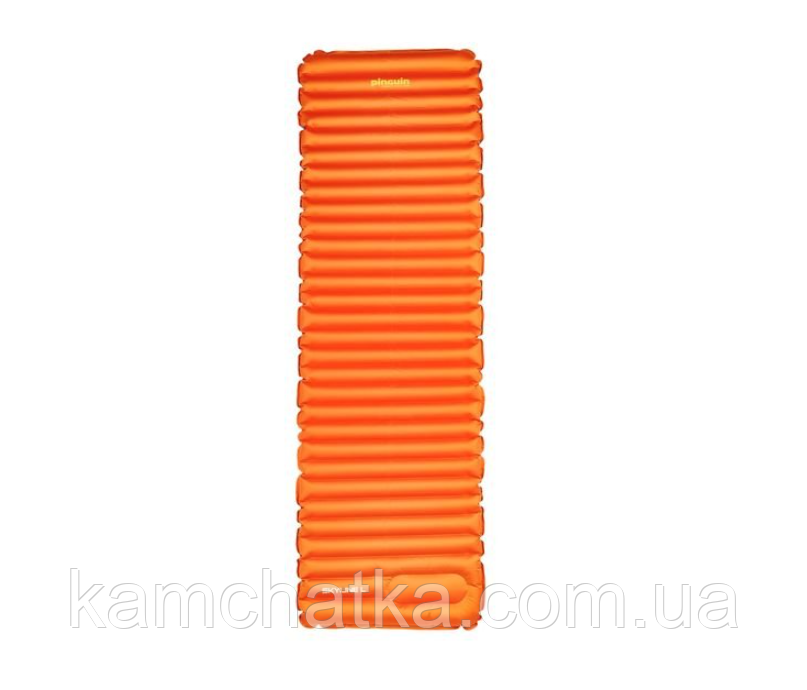 Надувний килимок туристичний Pinguin Skyline Large Помаранчевий (PNG 709.L.Orange)