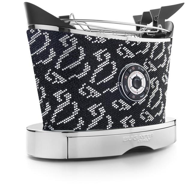 Тостери Bugatti з кристалами