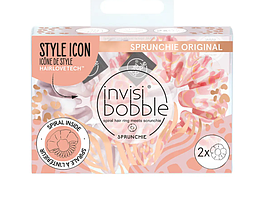 Гумка-браслет для волосся invisibobble SPRUNCHIE Duo We'll Always Have Panther