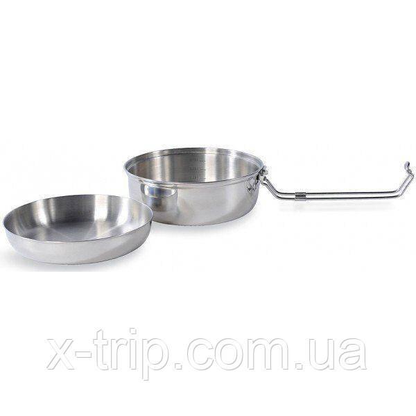 Набір посуду Tatonka Scout Set 1.5 L Silver (TAT 4117.000)
