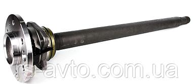 Полуось (задняя) MB Sprinter/VW Crafter 06- (L) (d=39.45/z=30/l=889) 9063503910