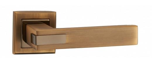 """Дверная ручка MVM """"QOOB"""" z-1320 на квадратной розетке"""