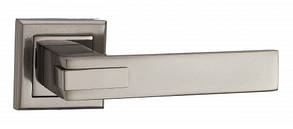"""Дверная ручка MVM """"QOOB"""" z-1320 на квадратной розетке, фото 2"""