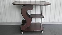 Журнальный стол Мини венге темный