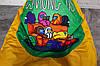 Кресло мешок груша Among Us XL (120х75) Амонг ас, фото 5