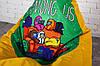 Кресло мешок груша Among Us XL (120х75) Амонг ас, фото 7