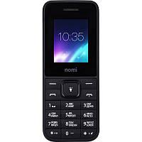 Мобильный телефон Nomi i182 Black Камера + FM + MP3 + Фонарик + Мощная батарея!