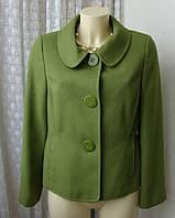 Жакет жіночий стильний яскравий куртка Debenhams р. 48 4853, фото 1