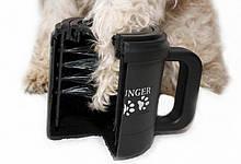 Paw Plunger ЛАПОМОЙКА для собак до 10кг(чорна)
