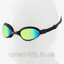 Очки для плавания ORCA KILLA 180 триатлон, черные