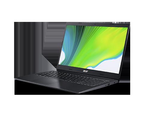 Ноутбук ACER Aspire 3 A315-57G-5212 Charcoal Black (NX.HZREU.01K), фото 2