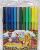 Фломастери 24 кольорів Казка 828СК-24