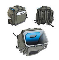 Ящик-рюкзак Salmo для зимней рыбалки