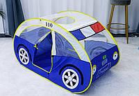 Дитячий ігровий намет Поліцейська машина 5008А
