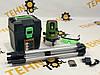 Лазерний рівень Procraft LE-5D (зелений промінь) + тринога 1м., фото 5