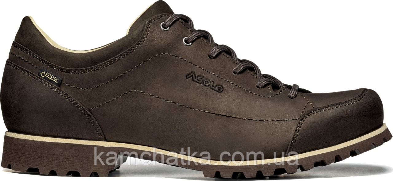 Ботинки мужские Asolo Town GV MM Dark Brown, 44,5