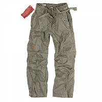 Брюки Surplus Infantry Cargo Olive Drab, S