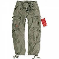 Брюки Surplus Airborne Vintage Trousers Olive, S
