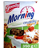 Кранчи Goody Morning Hazelnuts 350 гр