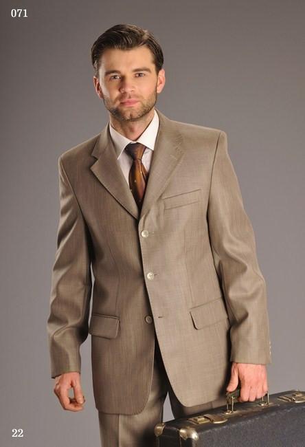 Мужской костюм West-Fashion модель 071хаки