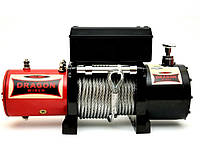 Лебедка  12/24V/ 3,6 т Dragon Winch DWM 8000HD