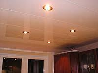 Устройство подвесных потолков из пластиковых панелей