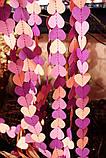 Бабочки,сердечки,флажки,звездочки из картона, фото 3