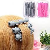 Бигуди (зажимы, клипсы) для завивки, прикорневого объема волос (25 шт)