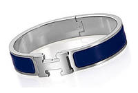 Браслет в стиле Hermes - синий