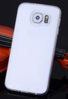 Силиконовый прозрачный чехол для Samsung Galaxy S6, фото 1