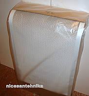 Экран декоративный 39х60 см. на радиатор отопления