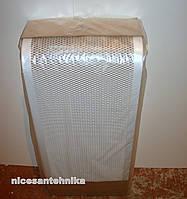 Декоративный экран 29х60 на радиатор отопления