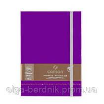 Записная книжка/линия Sketching notebook 90 гр, 9x14 см 50 л, Violine, Canson Франция