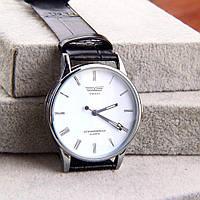 Кварцевые часы SWIDU, white, фото 1